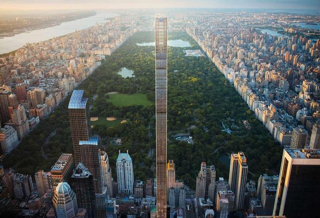 Billionaire's Row's Steinway Tower Hits Funding Snag With Investor Lawsuit