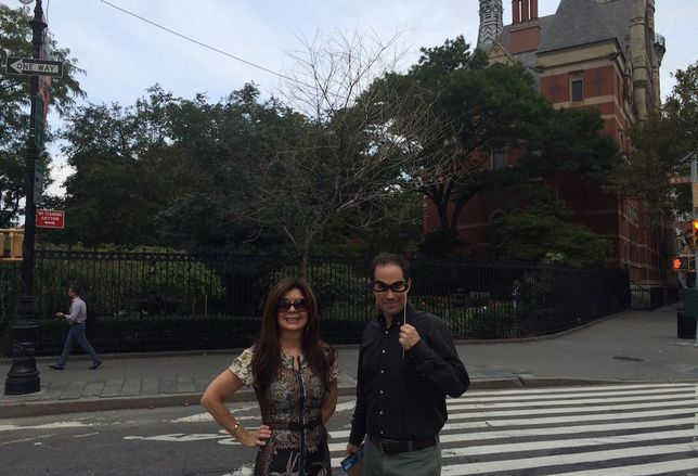 Neighborhood Tour: The Greenwich Village Halloween Parade Route