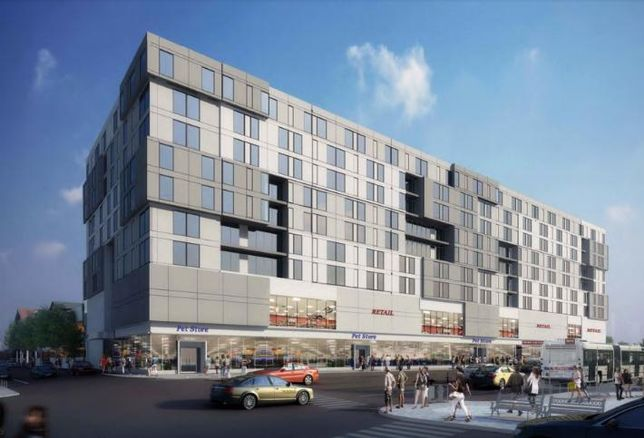 Lincoln Square Development Passes Civic Design Review