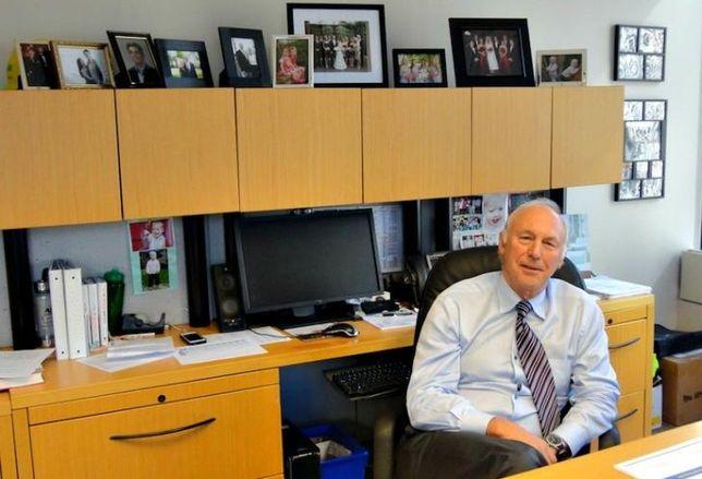 AMLI Residential CEO Greg Mutz