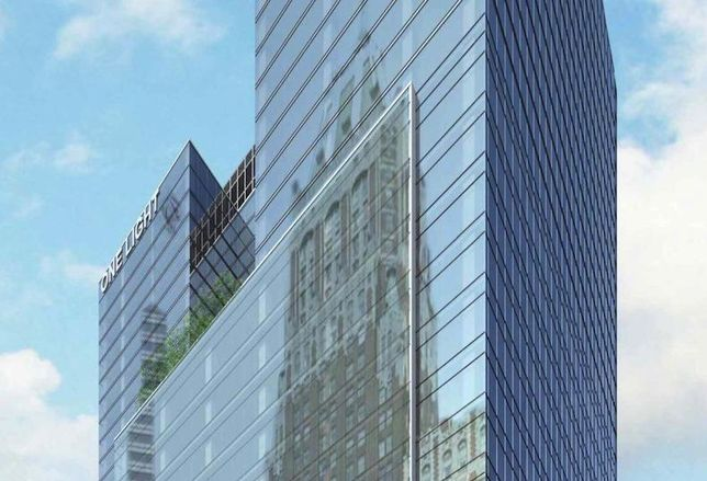 Report: 1 Light St Developer Seeking Foreign Investment In China