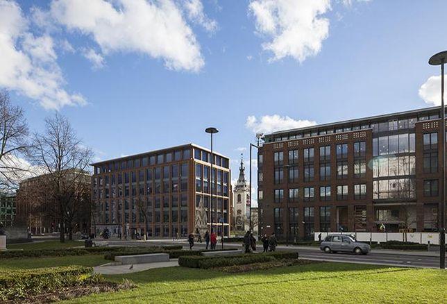 Pembroke Real Estate's 4 Cannon Street Development