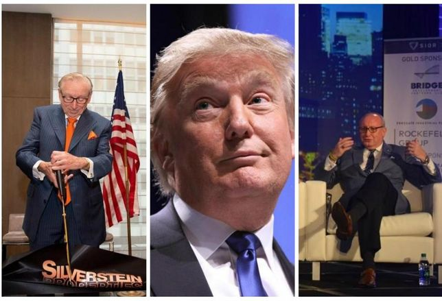 Larry Silverstein And Bruce Mosler Believe All Is Not Lost With Donald Trump In The White House
