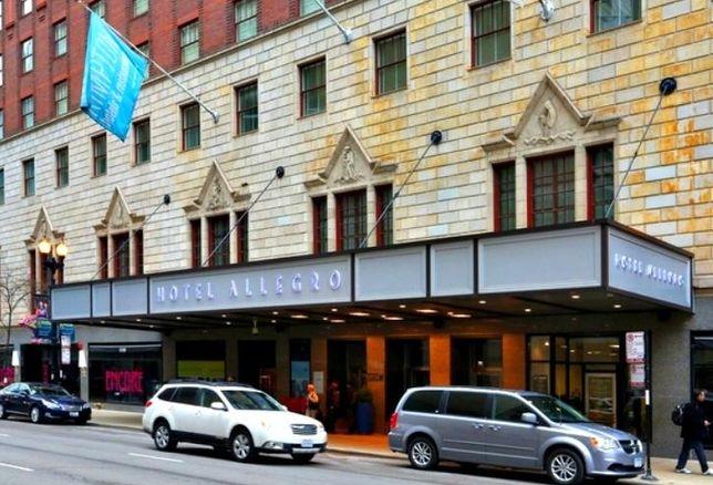 Hotel Allegro, Chicago