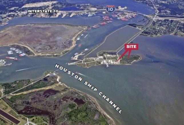 Houston Ship Channel Sale
