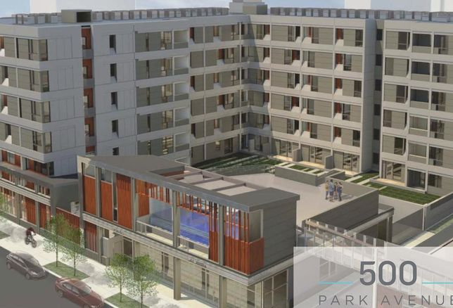 Mount Vernon Apartment And Retail Project Could Include A Third Phase
