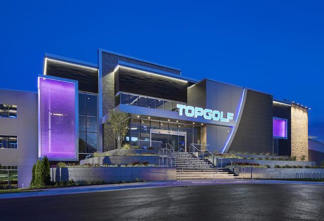 Top Golf Loudoun County