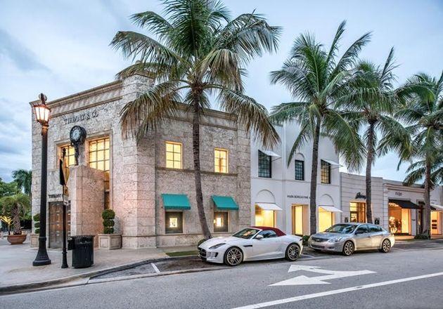 Tiffany & Co Worth Ave