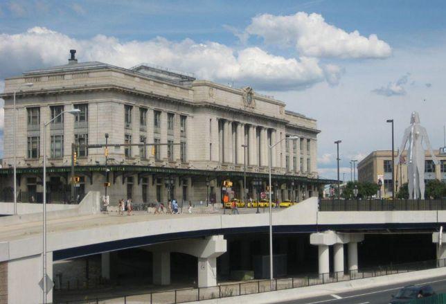 Penn Station in Baltimore