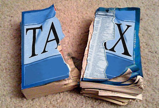 Taxes, Tax book, corporate taxes