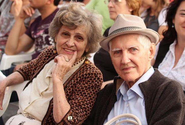 Seniors, senior citizens