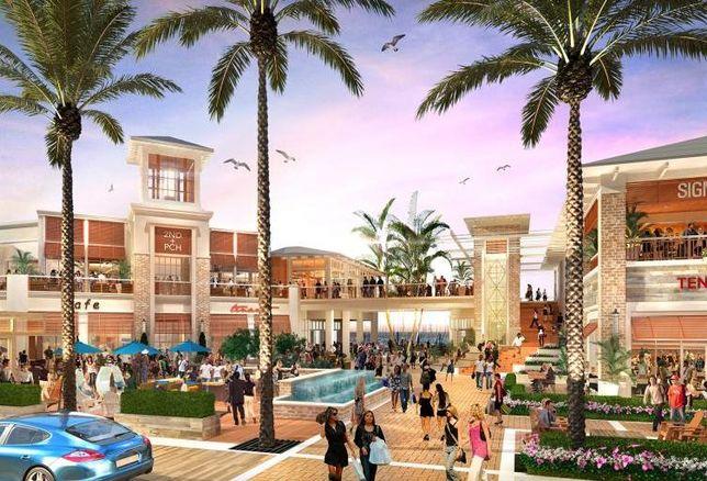 Second & PCH Development in in Long Beach