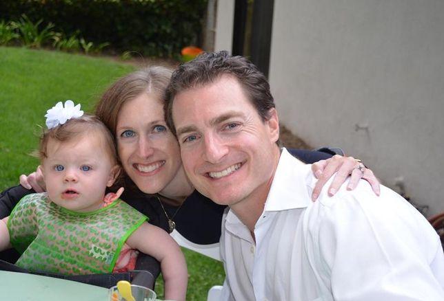 Sklar Kirsh Co-Chairman Andrew Kirsh and family, LA
