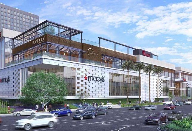 Century City Mall, LA