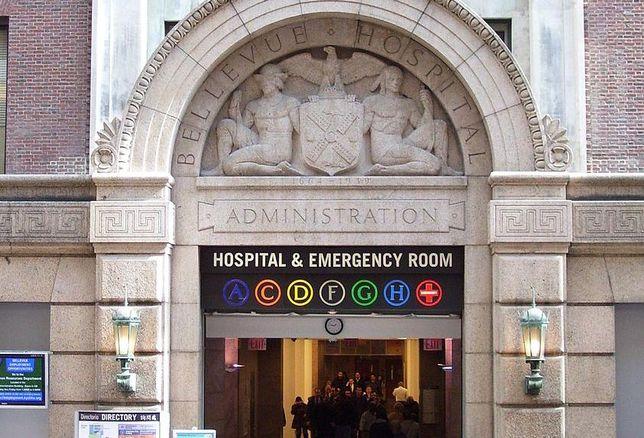 Bellevue_Hospital, NYC hospital