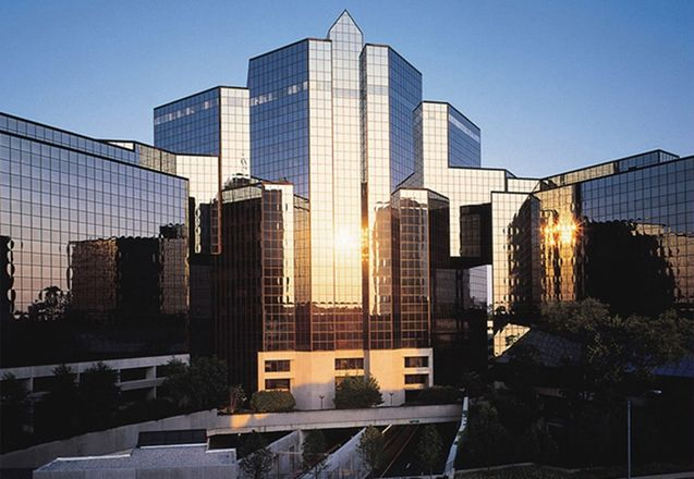 Atlanta Financial Center Buckhead