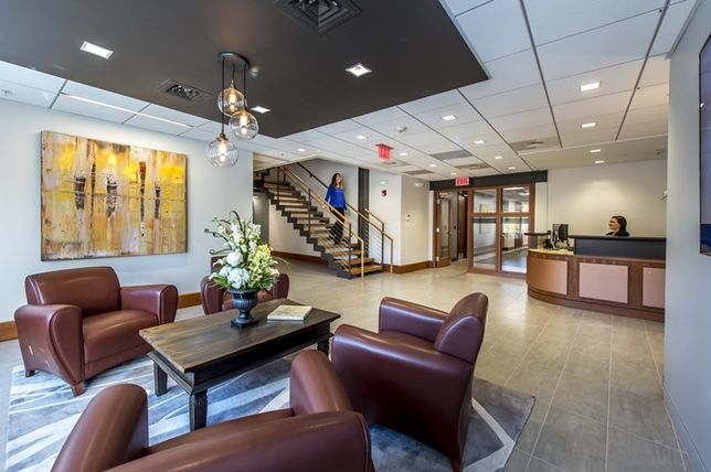 Cool Office Space: National Development HQ, Newton Lower Falls