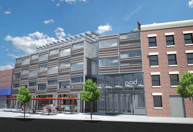 Williamsburg Pod Hotel To Open Next Spring
