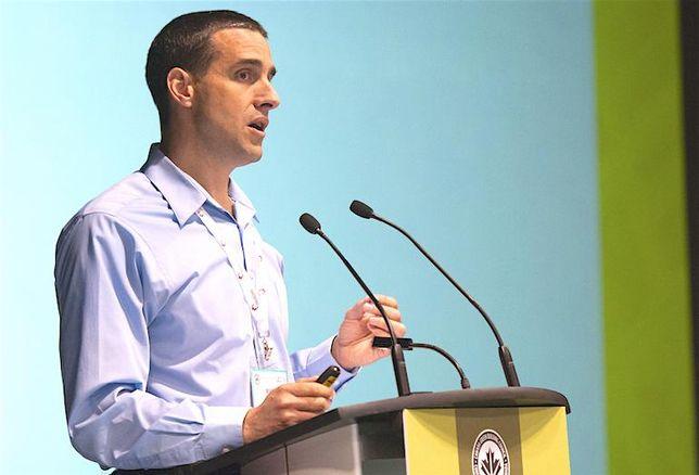 CaGBC VP Mark Hutchinson