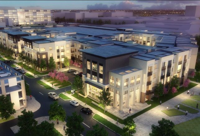 """Frisco Station is getting a house… Station House, that is. Hillwood Multifamily will deliver 300 units within the 242-acre master planned development within the $5B Mile in Frisco. Hillwood promises to build 300 units with """"healthy, smart and creative design principles"""" by JHP Architecture/Urban Design for young professionals to empty nesters. Associated Bank's Dallas office financed the development. Frisco Station will have 2,400 units of multifamily at full build out."""