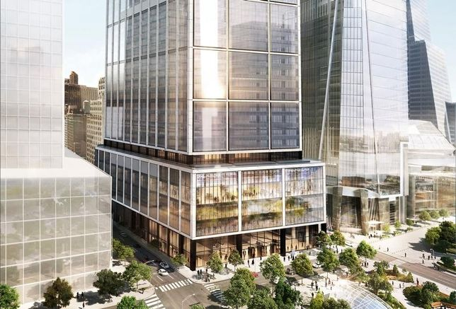 Facebook Closing In On Nearly 2M SF At Hudson Yards