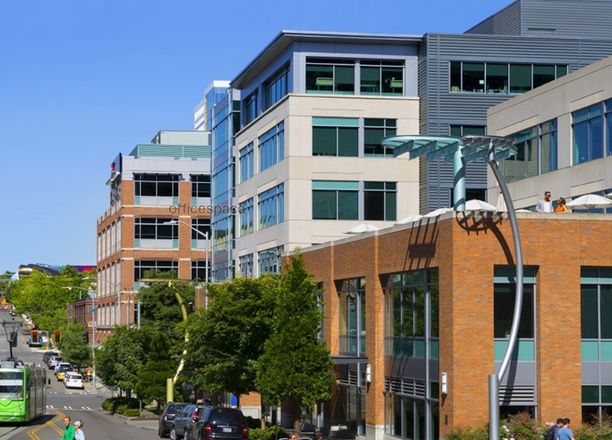 Amazon To Occupy (Yet More) Seattle Office Buildings