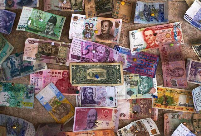 money cash dollars funding foreign money currency