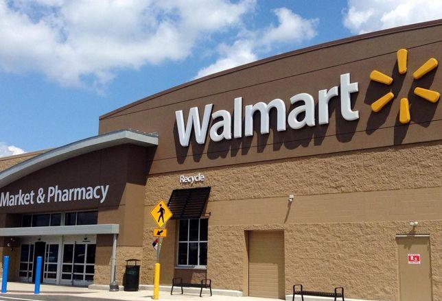 Walmart, Walmart store