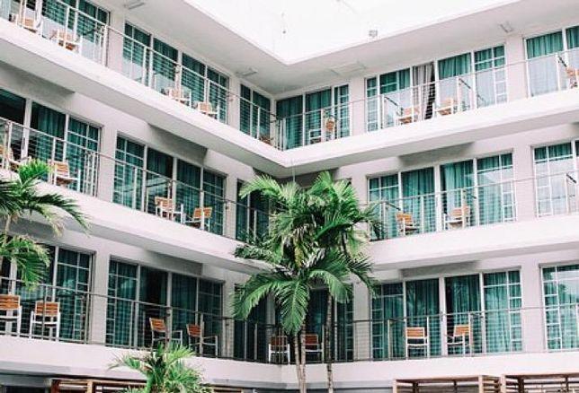 Hotels, hospitality, lodging