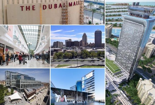EMEA Placemaking CBRE collage