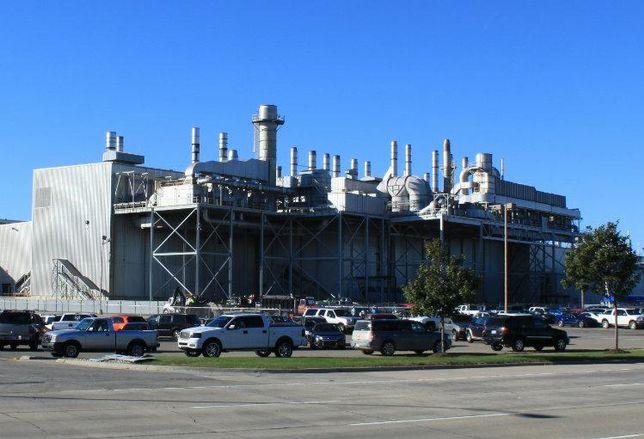 Ford Michigan plant