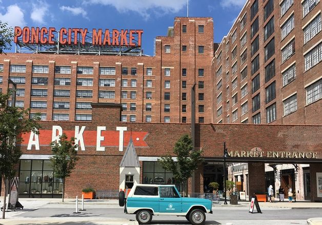 Ponce City Market Midtown