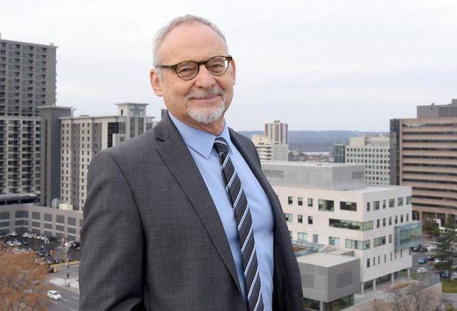 Hamilton's new economic development director Glen Norton