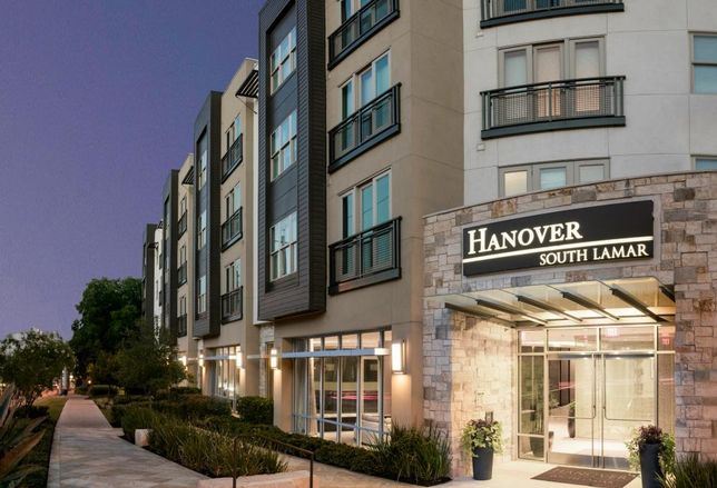 Hanover South Lamar at 809 South Lamar Blvd in Zilker Park has changed hands. Boston-based General Investment & Development Companies bought the 340-unit property from Houston's The Hanover Company.