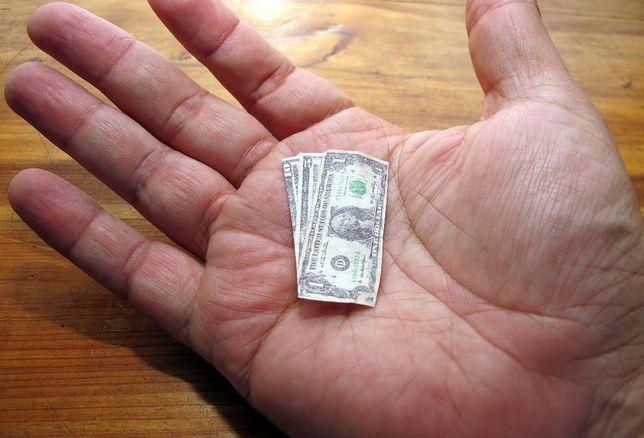 inflation, shrinking dollar