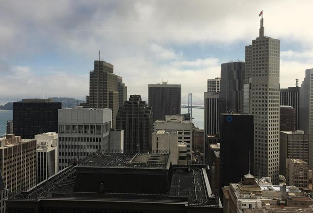 Would A Recession Be A CRE Fire Sale For San Francisco?