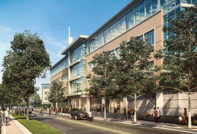 Hines & Pearlmark Complete 96k SF Office In San Mateo