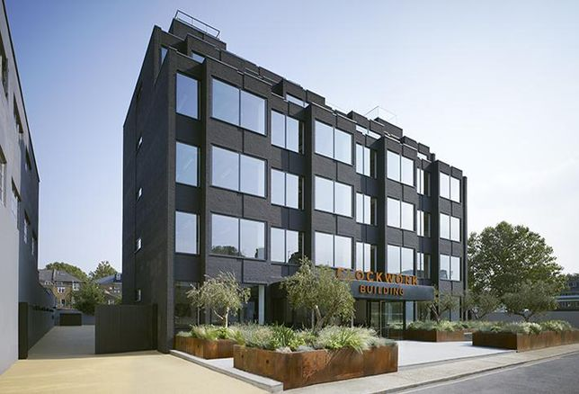 Hammersmith Realty and Stone Real Estate's ClockWork Building