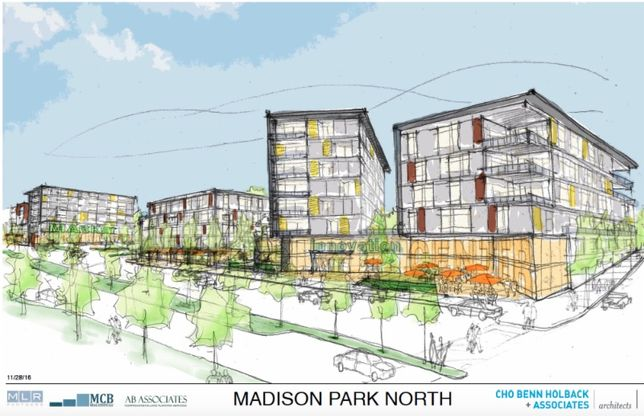 Madison Park North Redevelopment Will 'Create Something Transformative For West Baltimore'