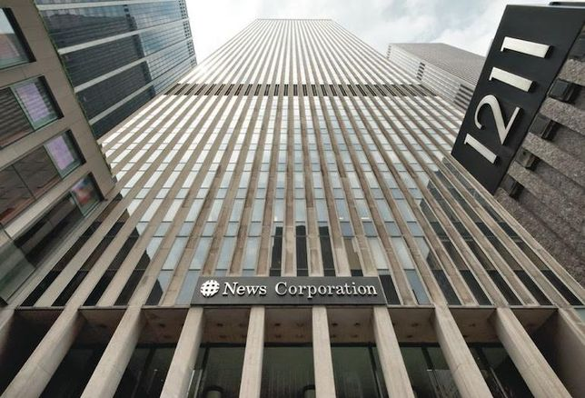 1211 Avenue of the Americas – HQ for 21st Century Fox and News Corp