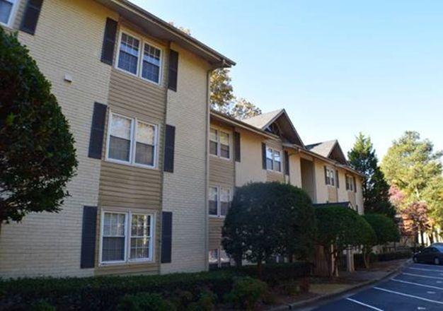 550 Abernathy Apartments Central Perimeter