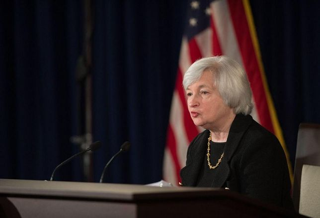 Janet Yellen, Federal Reserve Chairwoman