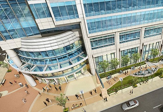 Office Furniture Designer Knoll Inks Lease At New 300 South Tryon