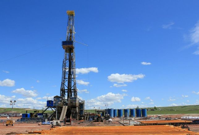 Shale Oil Drilling