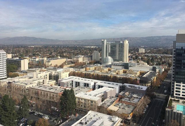Investors Are Spending Big Bucks For A Piece Of Silicon Valley Office