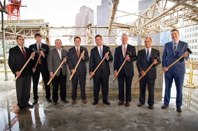 Sledgehammers Break Ground On Massive Mixed-Use Bulfinch Crossing