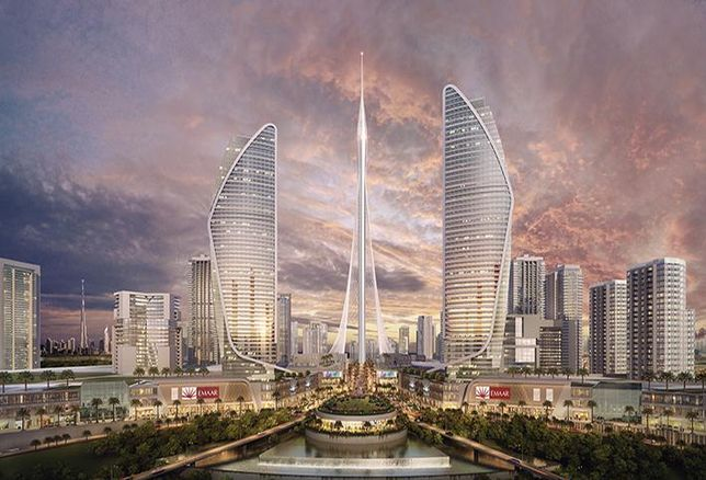 Emaar Properties' The Tower, Dubai