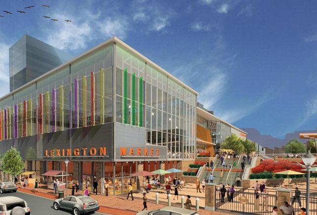 It's 'Build And Then Raze' For $40M Lexington Market Transformation