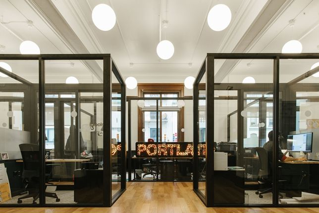 WeWork Doubles Size In Portland