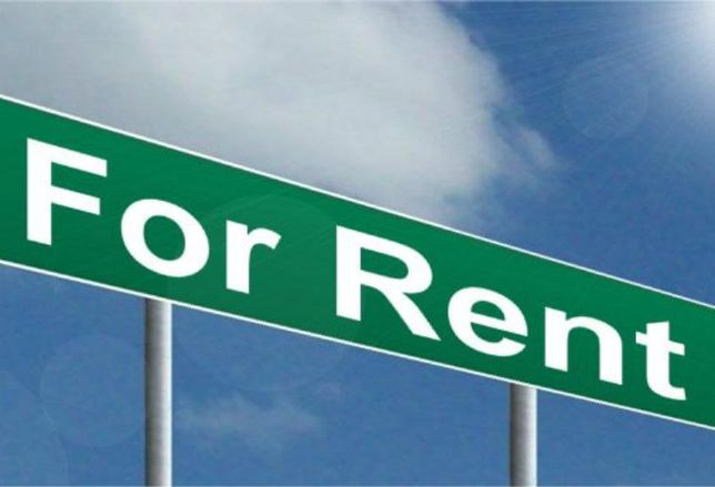 For Rent sign